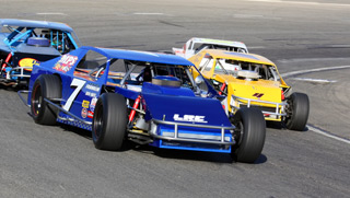 Guy Young, Modified Champion Races LRC Modifieds - Lahorgue Race Cars